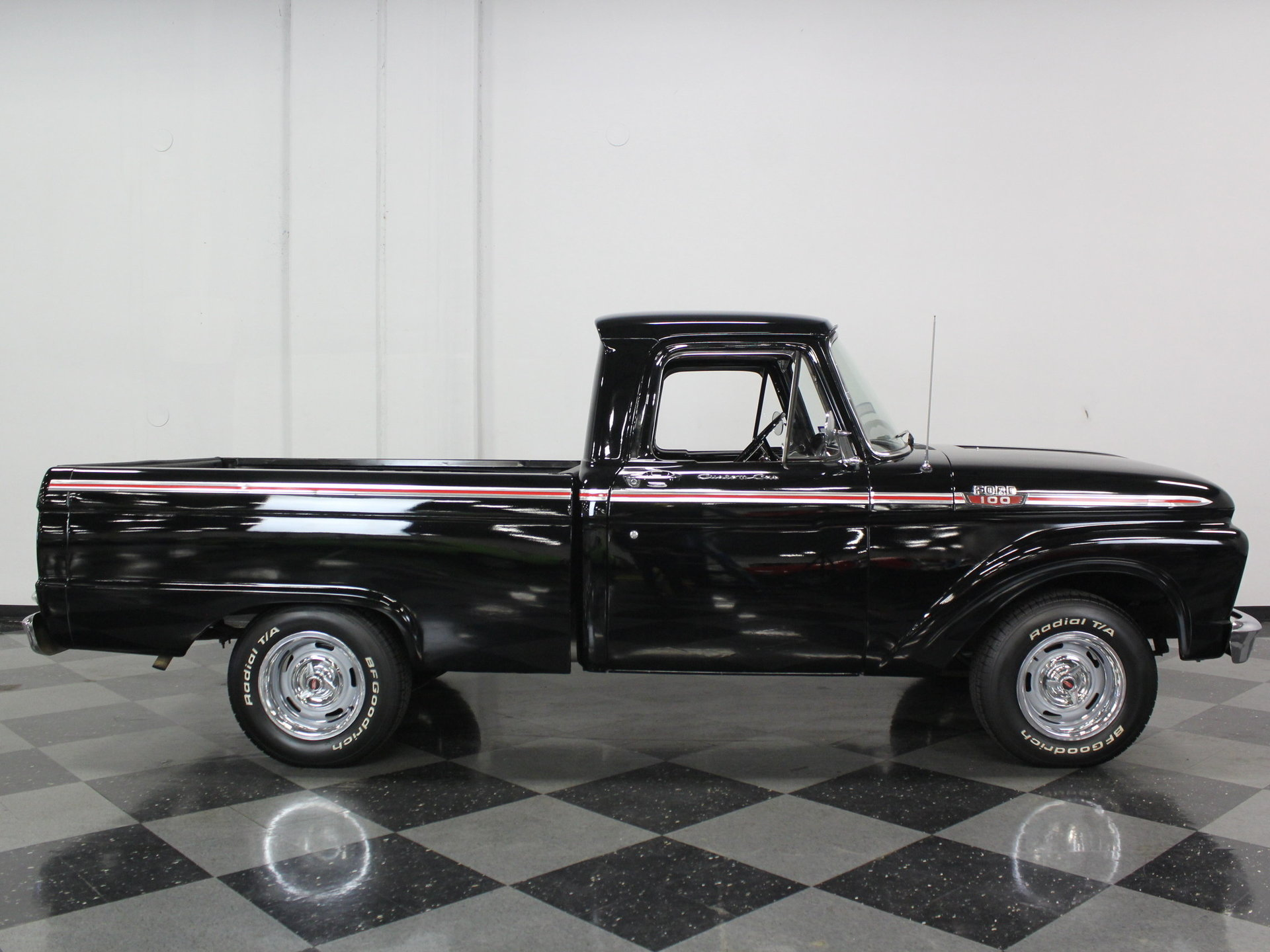 1964 Ford F 100 Streetside Classics The Nations Trusted Classic F100 Short Bed View 360
