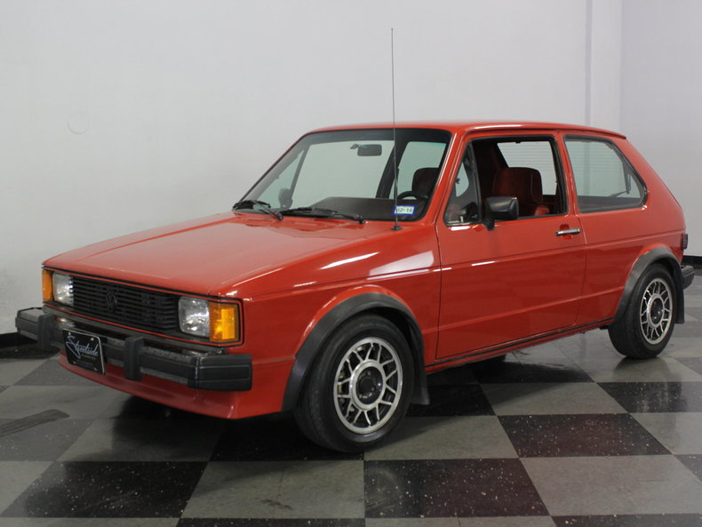 For Sale: 1984 Volkswagen GTI