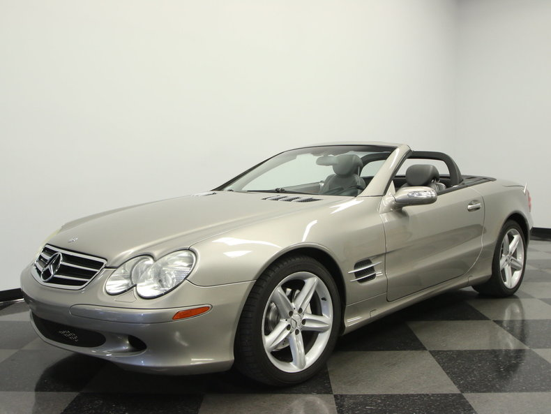 For Sale: 2004 Mercedes-Benz SL500