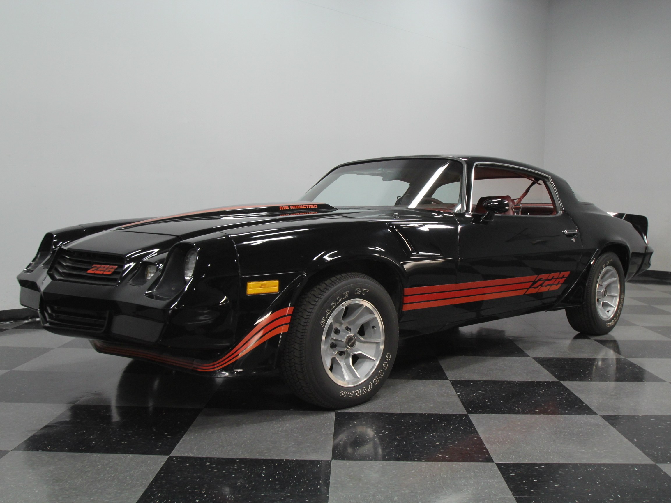 1980 Chevrolet Camaro Streetside Classics The Nation S Trusted Classic Car Consignment Dealer