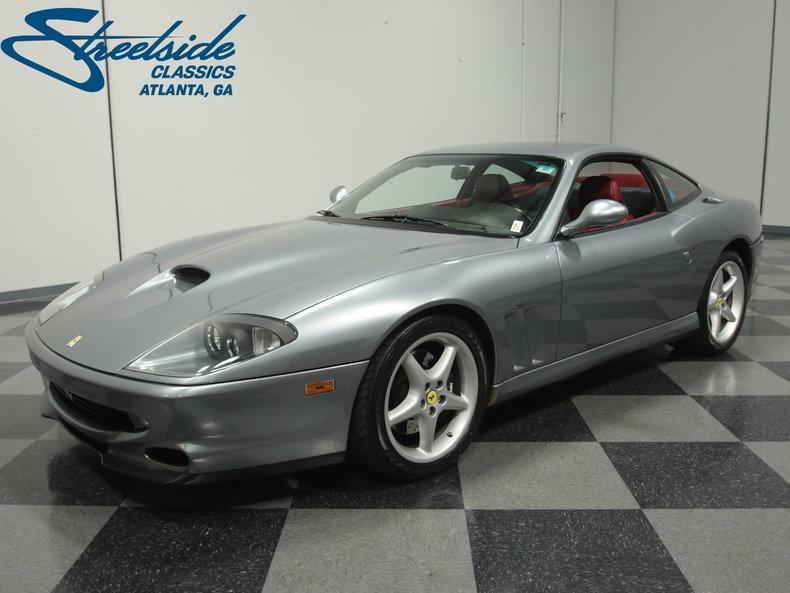 1998 Ferrari F550