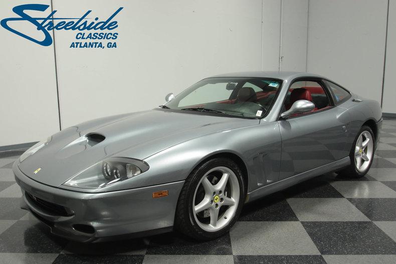 For Sale: 1998 Ferrari F550