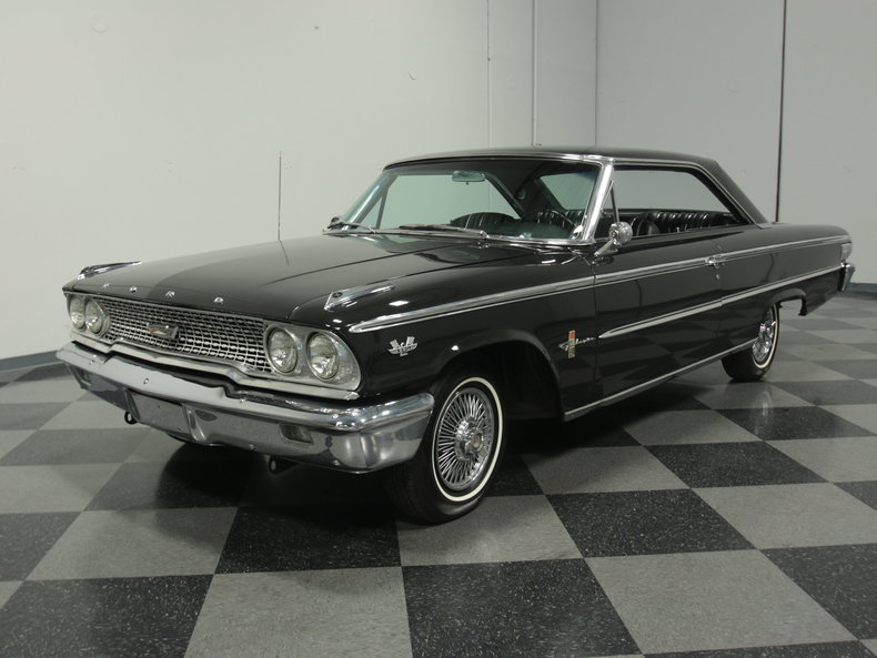 For Sale: 1963 Ford Galaxie