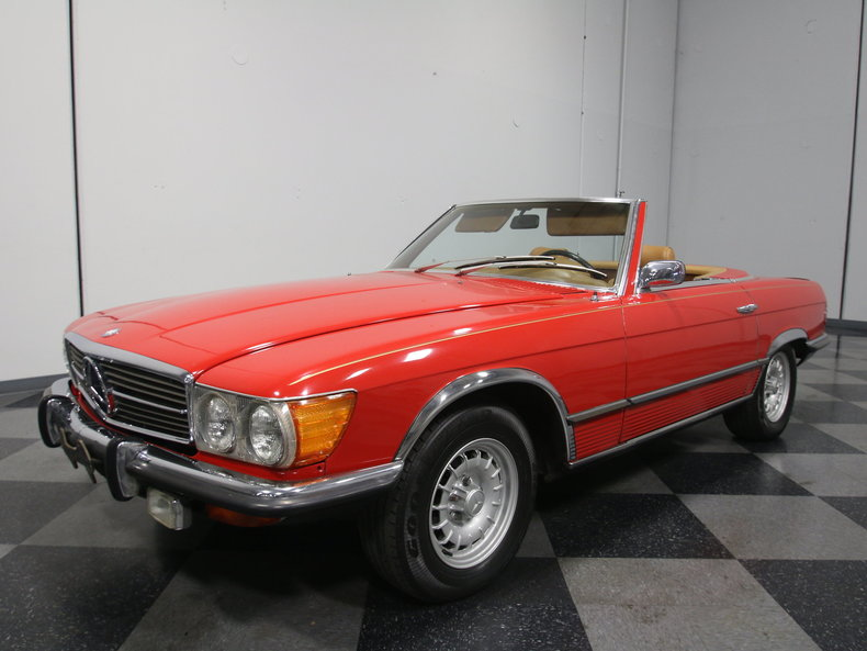 For Sale: 1972 Mercedes-Benz 350SL