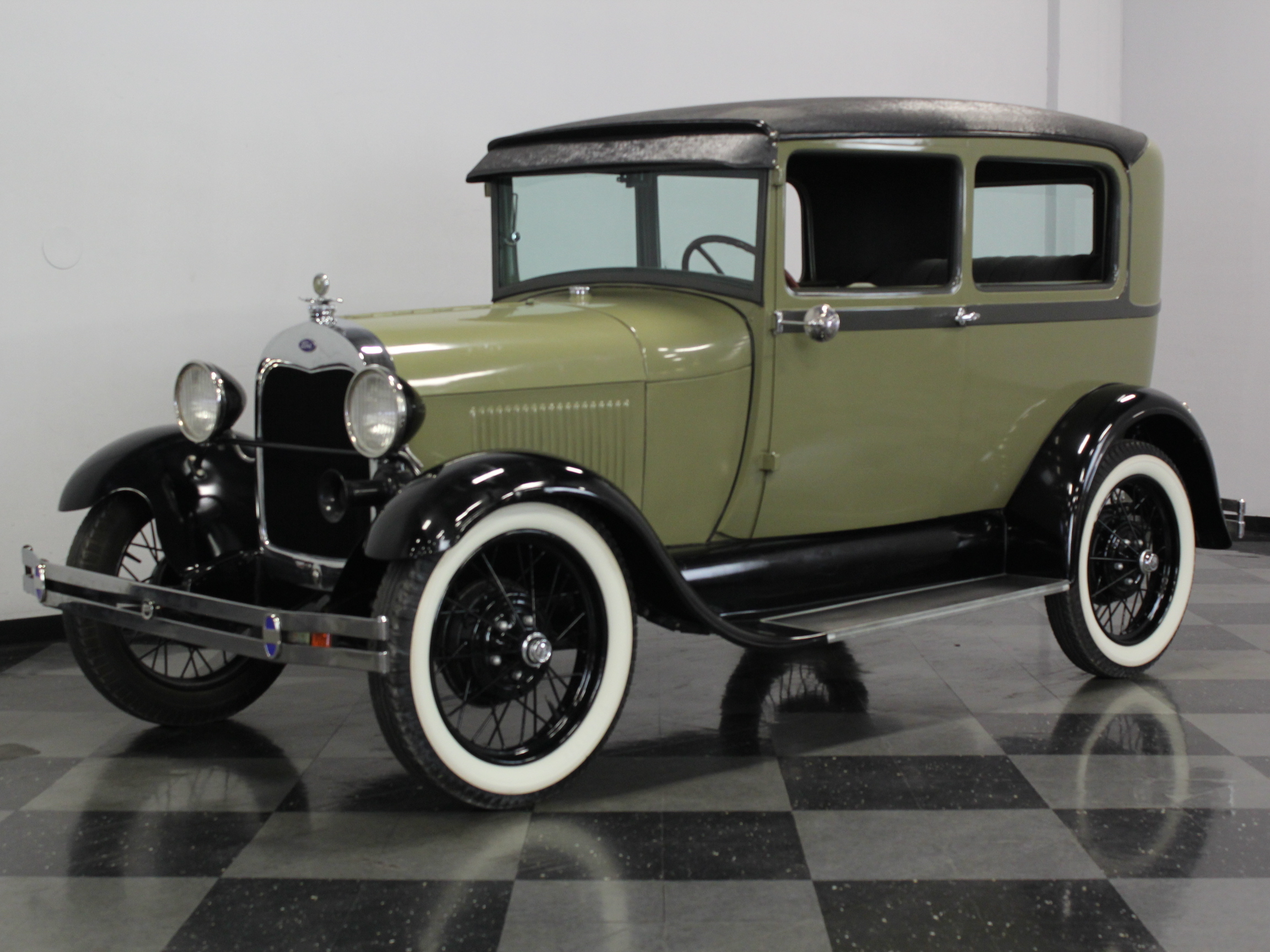 Ford Fort Worth >> 1928 Ford Model A | Streetside Classics - The Nation's Trusted Classic Car Consignment Dealer