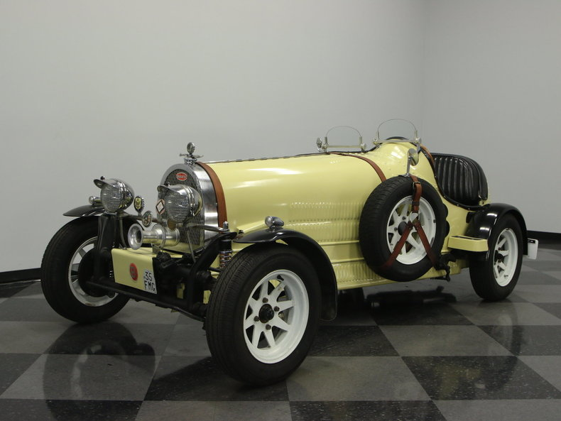 For Sale: 1927 Bugatti Replica