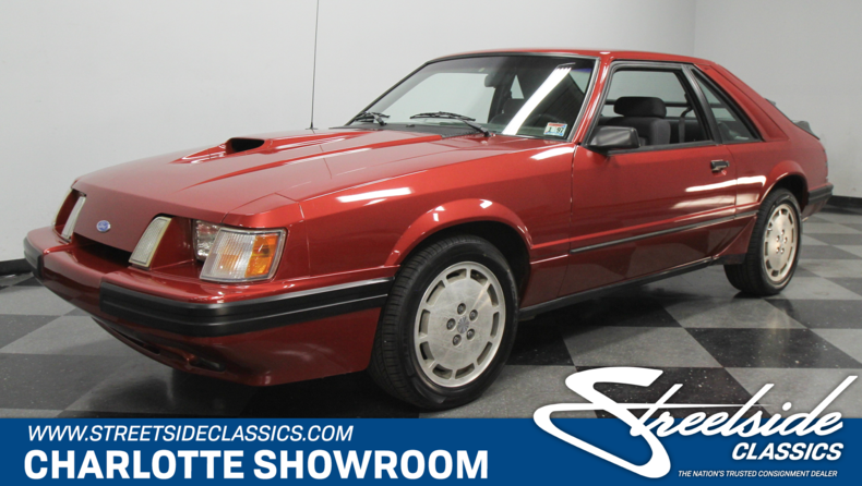 For Sale: 1986 Ford Mustang