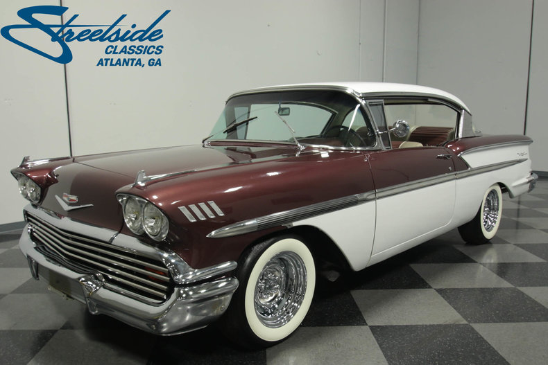 For Sale: 1958 Chevrolet Bel Air