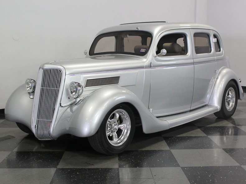 For Sale: 1935 Ford Sedan