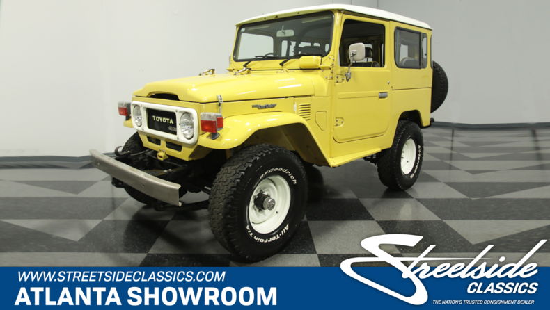 For Sale: 1979 Toyota BJ41