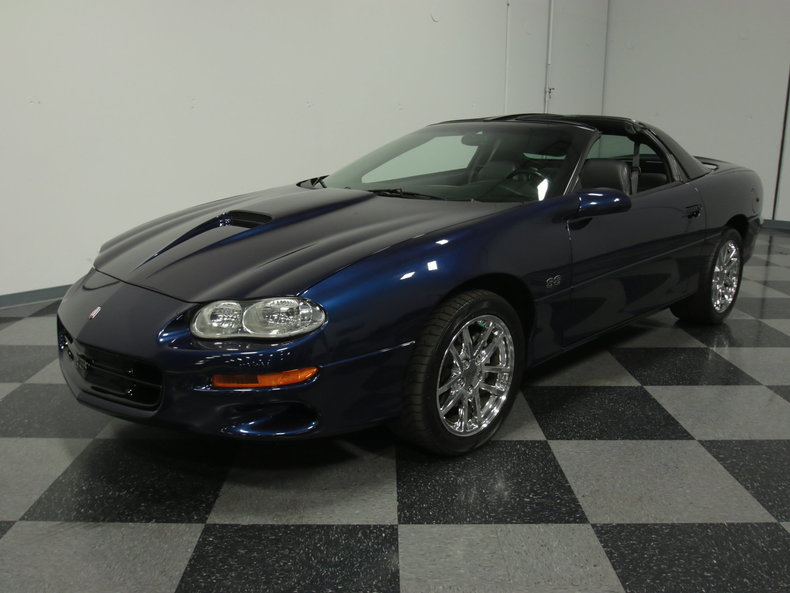 For Sale: 2001 Chevrolet Camaro