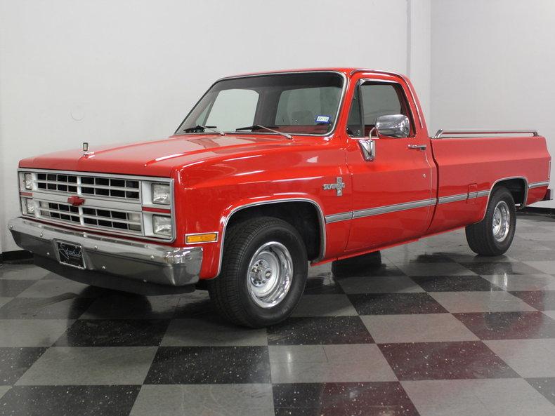 For Sale: 1983 Chevrolet Silverado