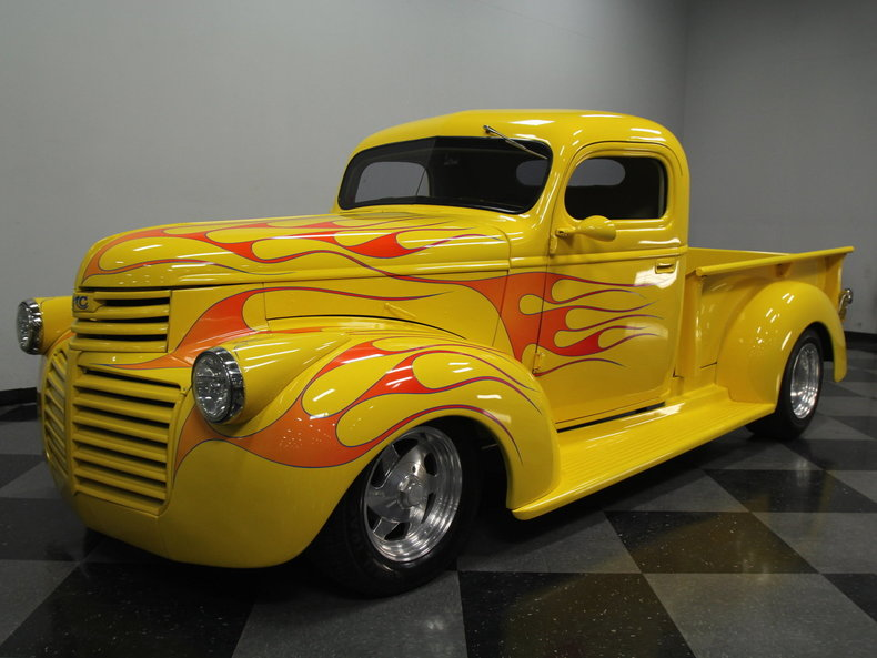 1946 GMC 1/2 Ton Pickup