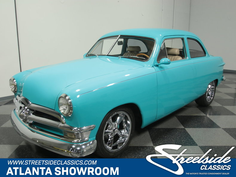 For Sale: 1950 Ford 2 Door Sedan