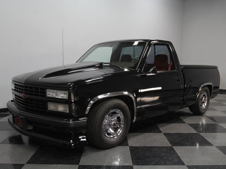 For Sale: 1990 Chevrolet Silverado