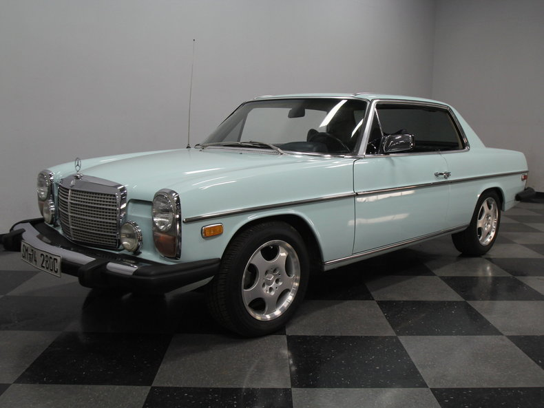 For Sale: 1974 Mercedes-Benz 280C