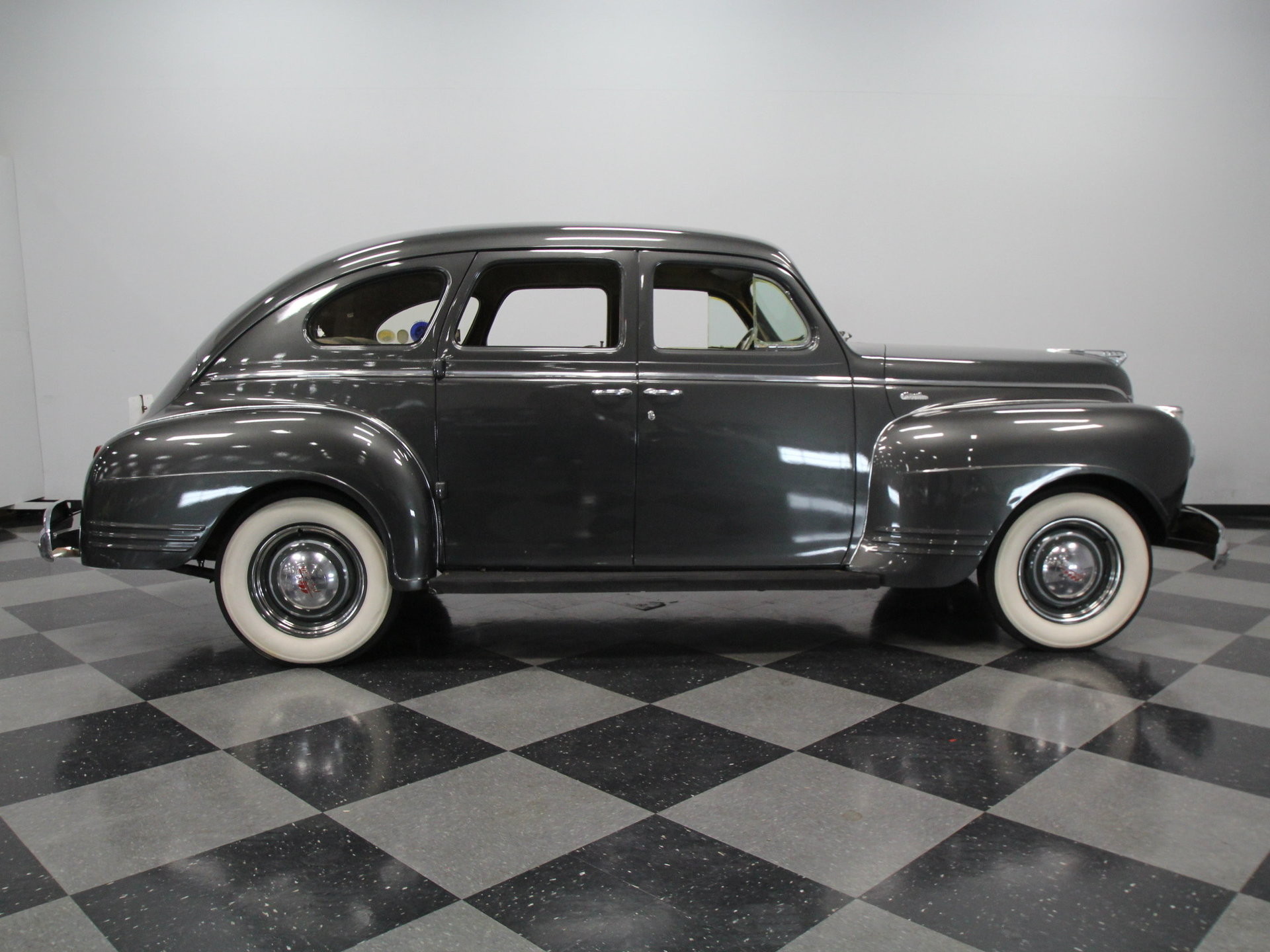 1941 Plymouth Deluxe Streetside Classics The Nations Trusted 2 Door View 360