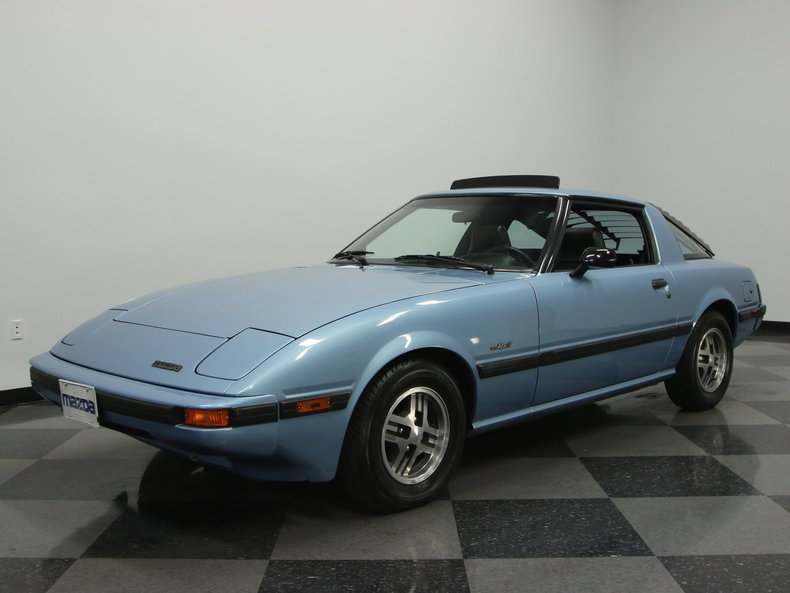 For Sale: 1981 Mazda RX7