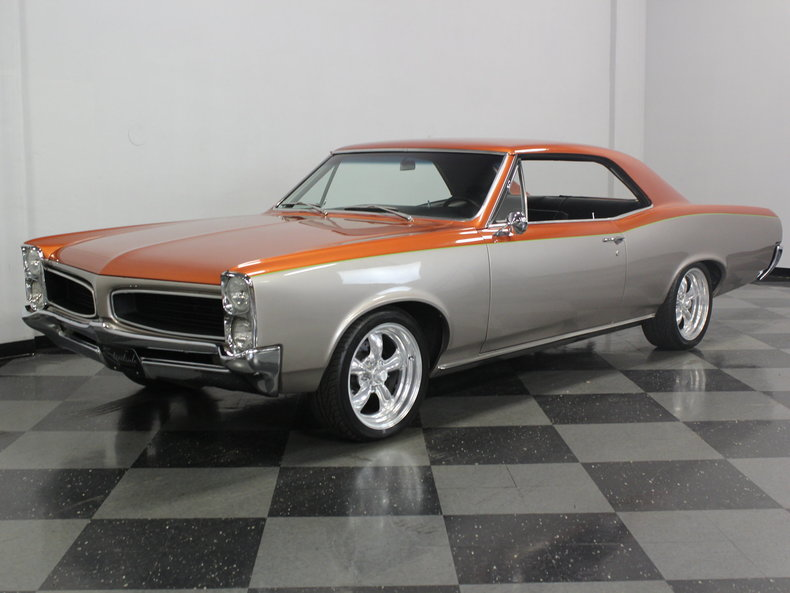 For Sale: 1966 Pontiac Le Mans