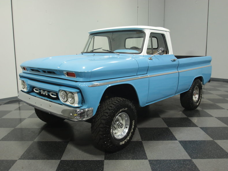 For Sale: 1965 GMC C10