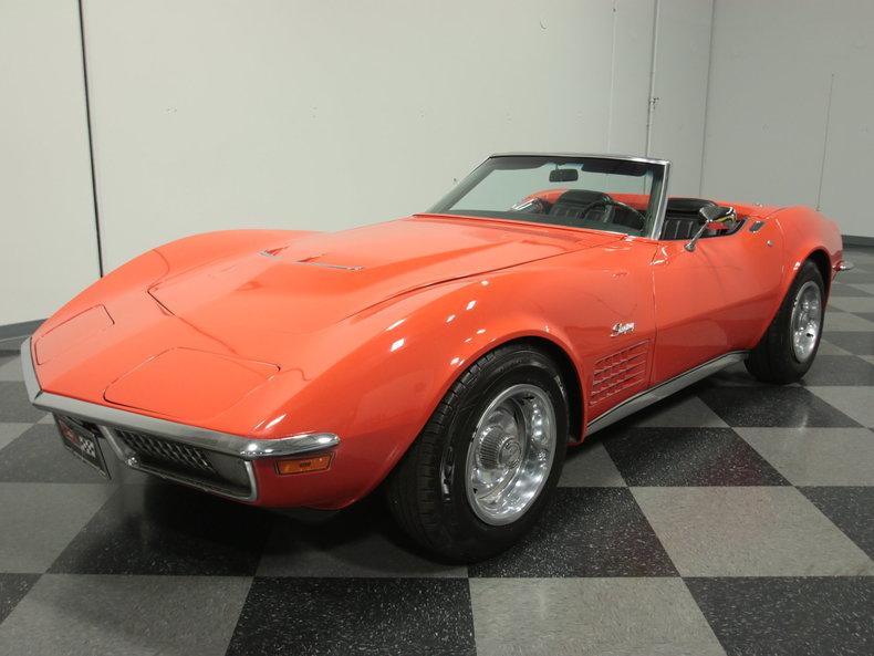 For Sale: 1970 Chevrolet Corvette