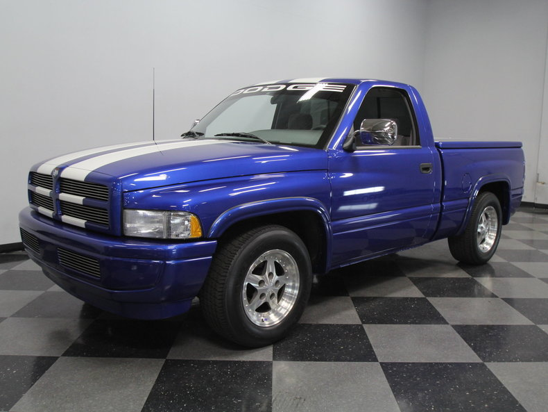 For Sale: 1996 Dodge Ram