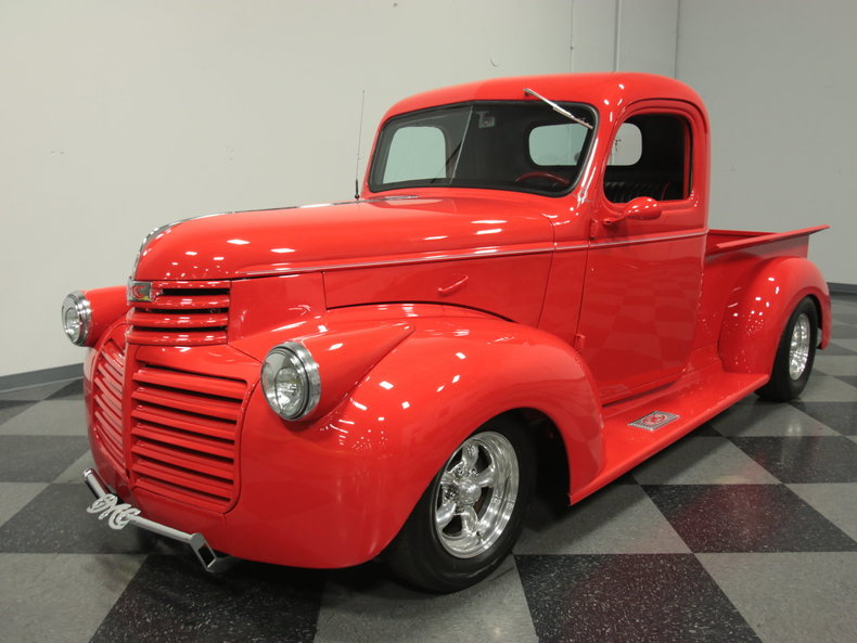 Car Show Dallas >> 1946 GMC Pickup | Streetside Classics - The Nation's Trusted Classic Car Consignment Dealer