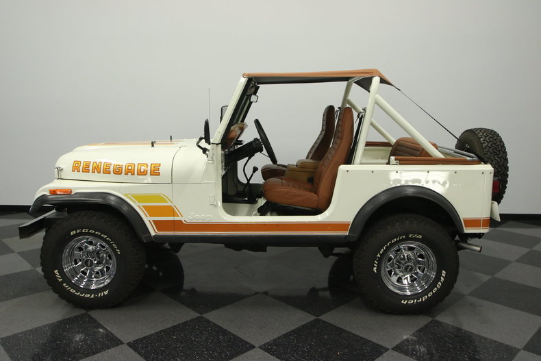 Jeep Dealer In Fort Worth >> 1983 Jeep CJ7 | Streetside Classics - The Nation's Trusted Classic Car Consignment Dealer