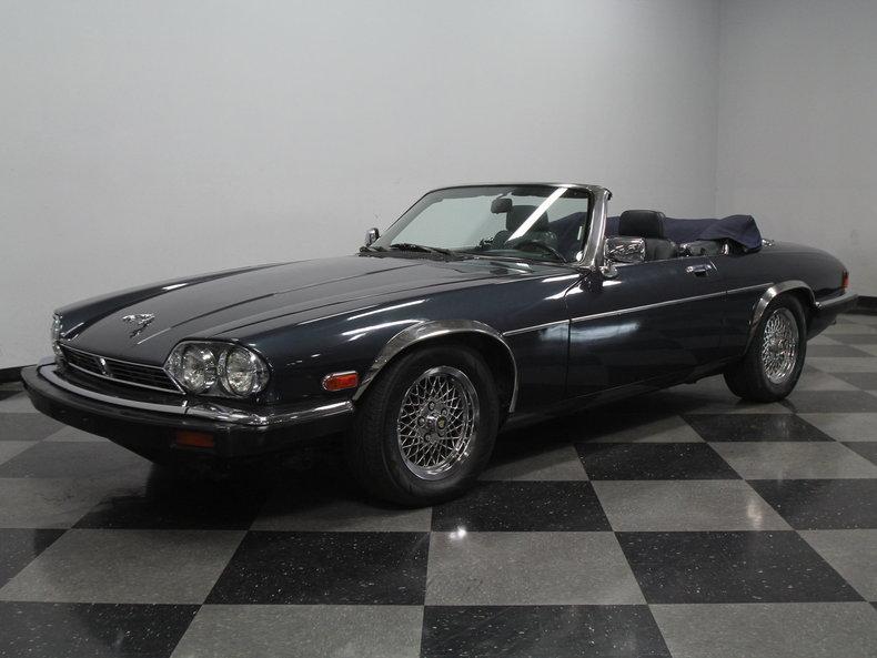 For Sale: 1989 Jaguar XJ-S