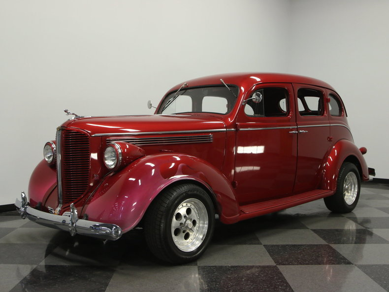 For Sale: 1938 Dodge Series D8