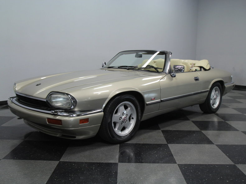 For Sale: 1995 Jaguar XJ-S