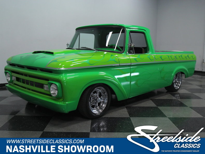 For Sale: 1961 Ford F-100