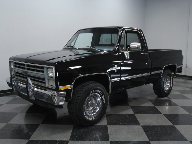 For Sale: 1986 Chevrolet Silverado