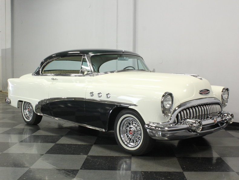 1953 Buick Special Streetside Classics The Nation S