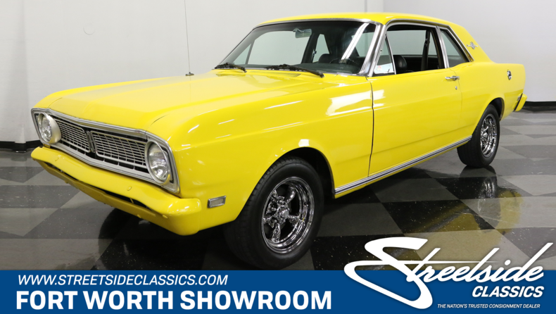 For Sale: 1969 Ford Falcon