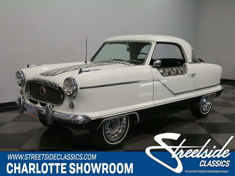 For Sale: 1959 Nash Metropolitan
