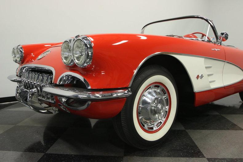 1960 1960 Chevrolet Corvette For Sale