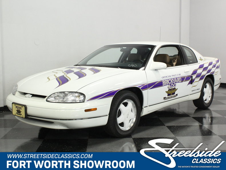 For Sale: 1995 Chevrolet Monte Carlo