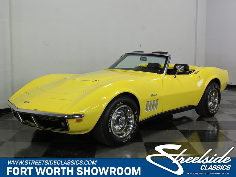 For Sale: 1969 Chevrolet Corvette