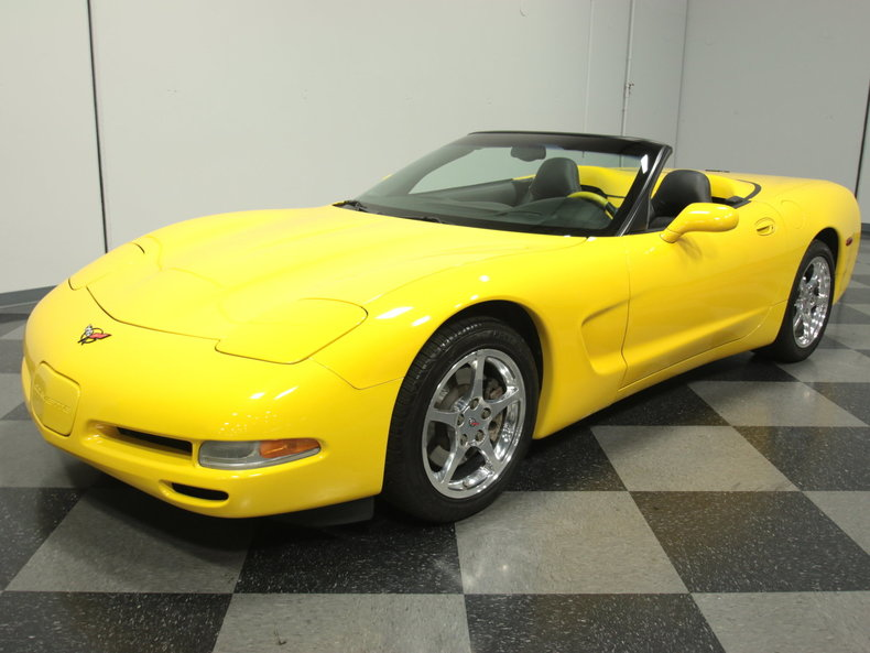 For Sale: 2002 Chevrolet Corvette