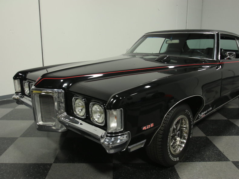 1969 pontiac grand prix my classic garage. Black Bedroom Furniture Sets. Home Design Ideas