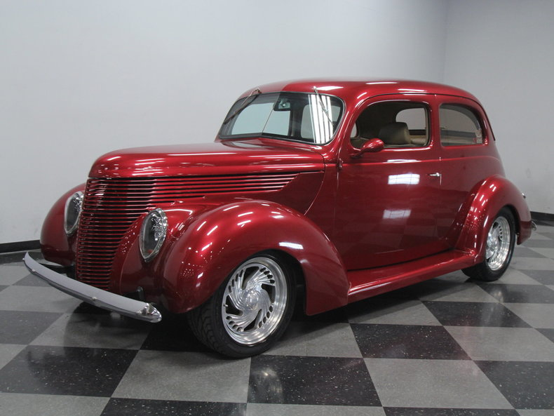 For Sale: 1938 Ford Tudor
