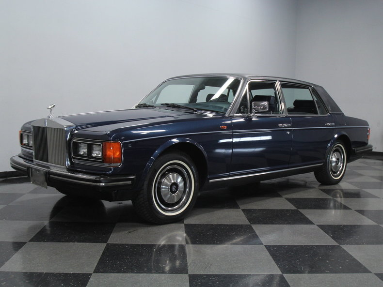 For Sale: 1984 Rolls-Royce Silver Spur
