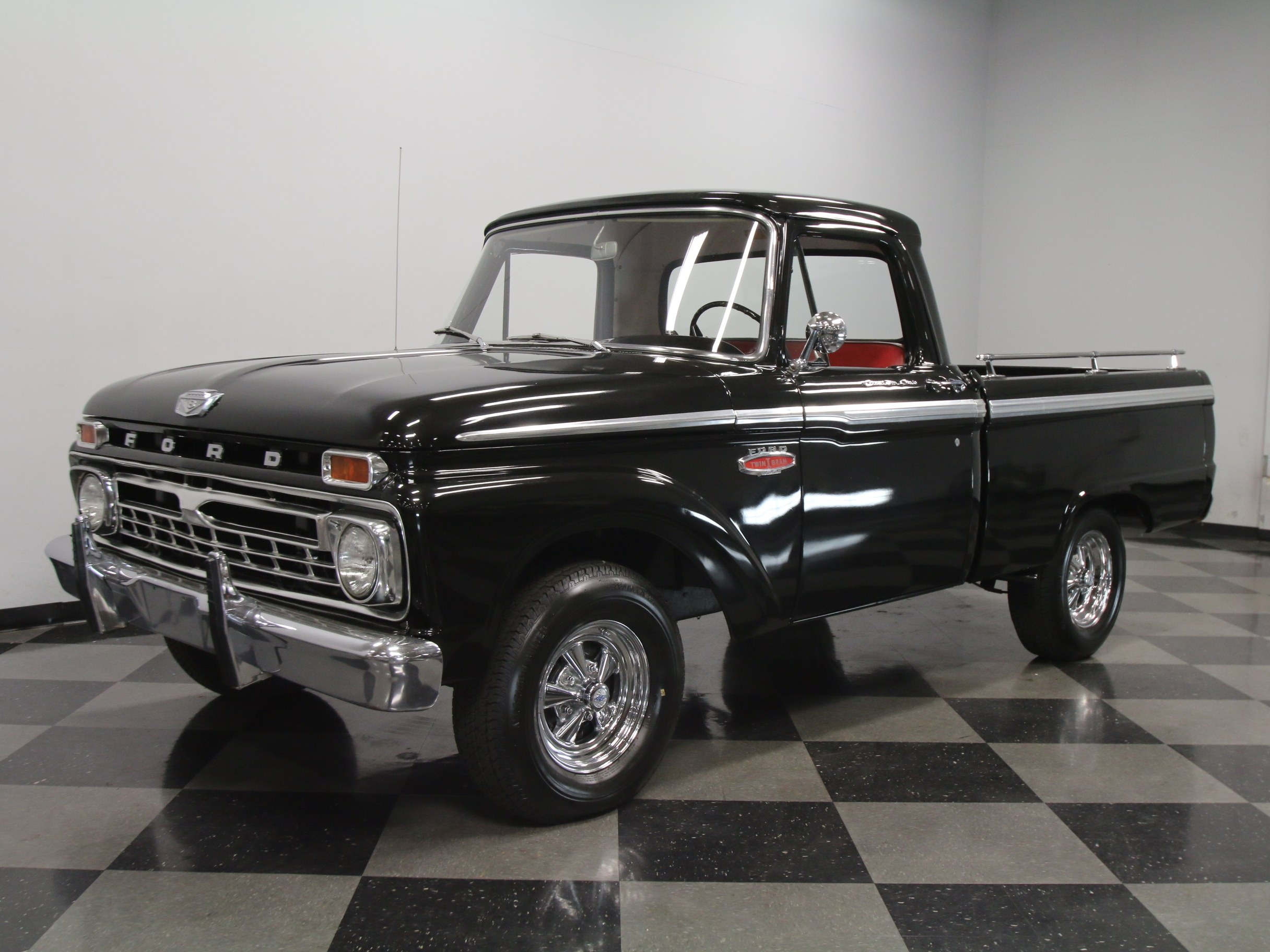 1965 ford f 100 streetside classics the nation 39 s trusted classic car consignment dealer. Black Bedroom Furniture Sets. Home Design Ideas