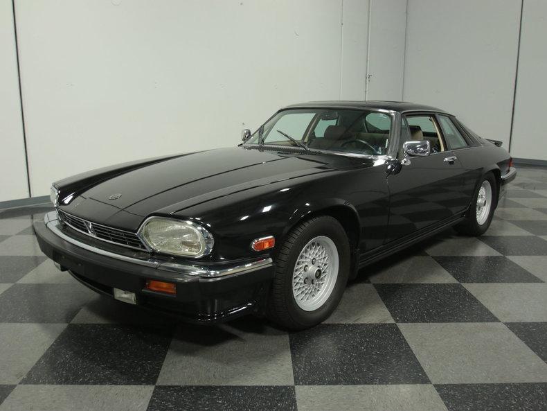 For Sale: 1986 Jaguar XJS