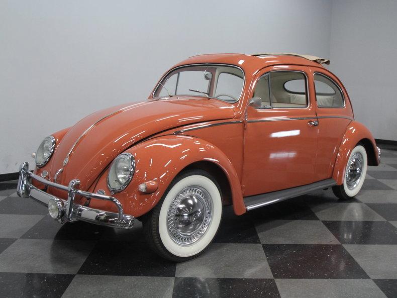 For Sale: 1957 Volkswagen