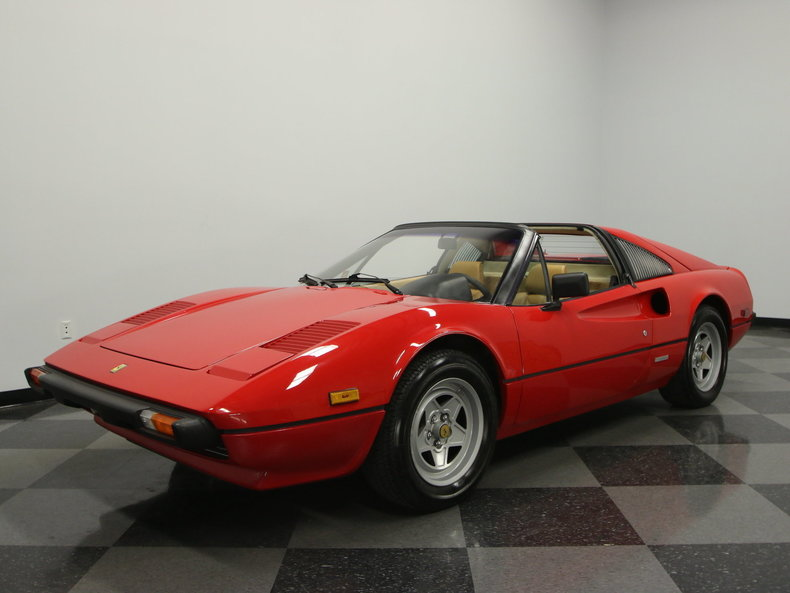 For Sale: 1982 Ferrari 308 GTS