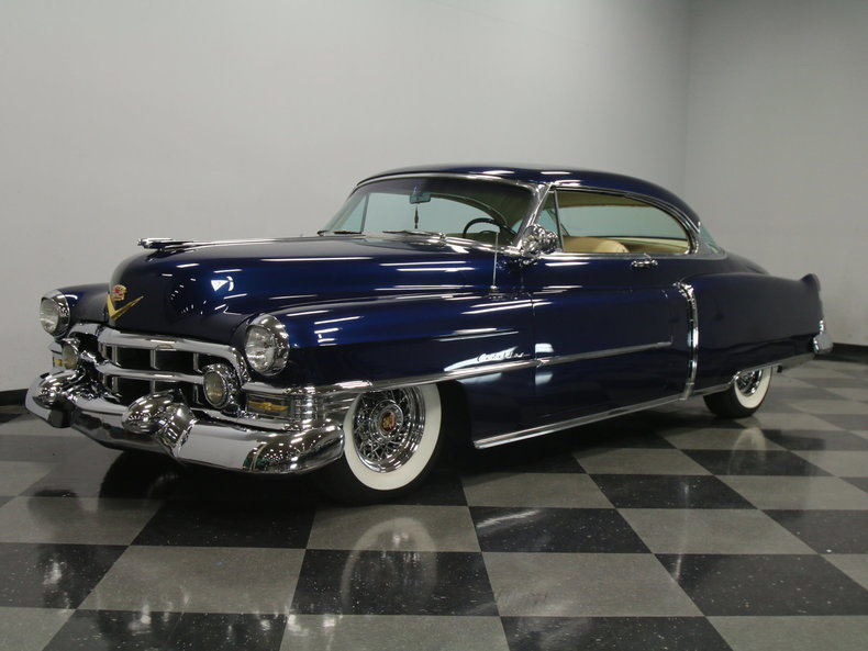 For Sale: 1952 Cadillac Series 62