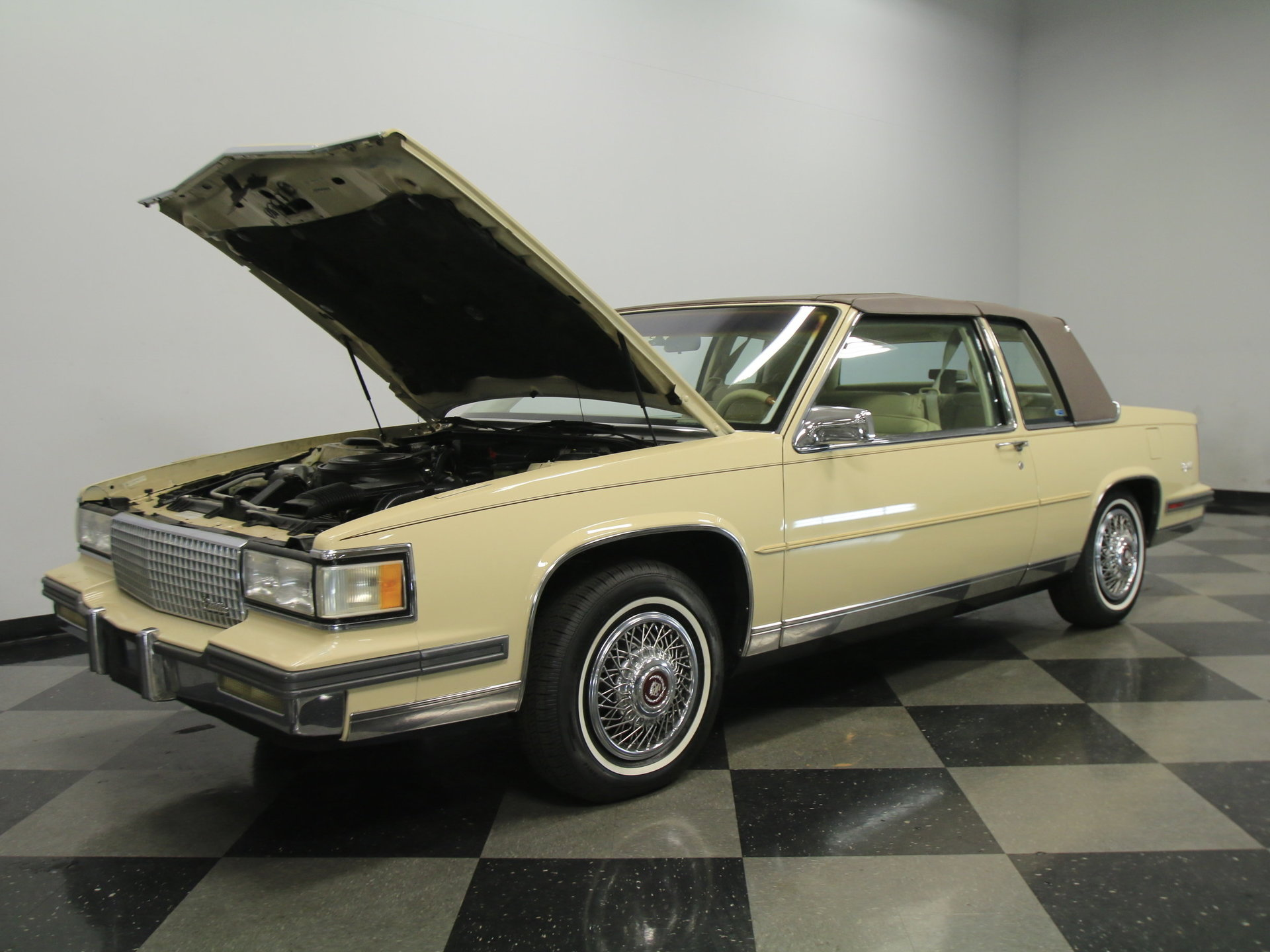 1987 Cadillac Coupe DeVille For Sale ...