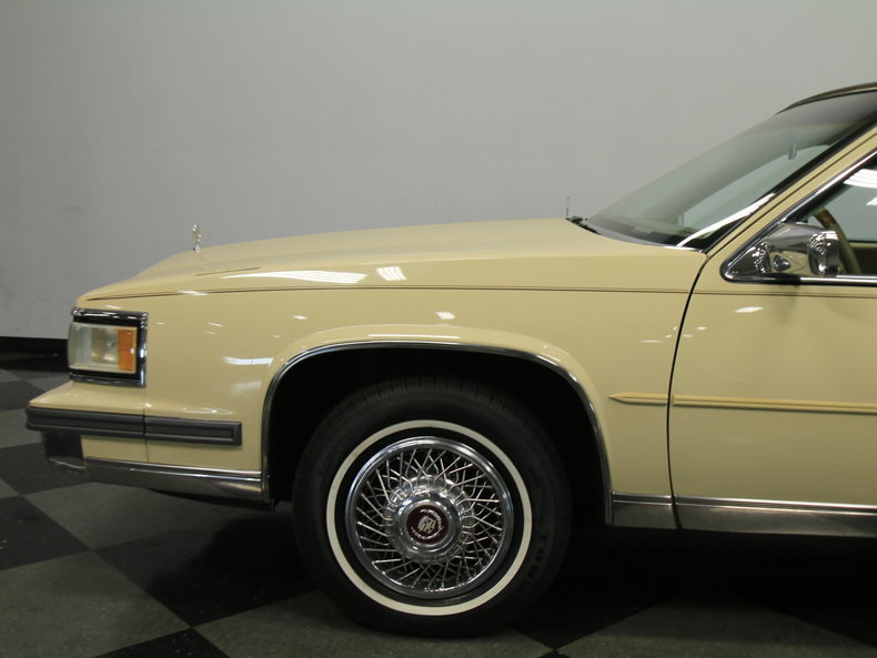 1987 1987 Cadillac Coupe DeVille For Sale